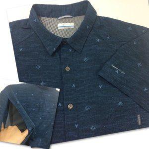 Columbia Omni-Wick Vented Short Sleeve Shirt Light